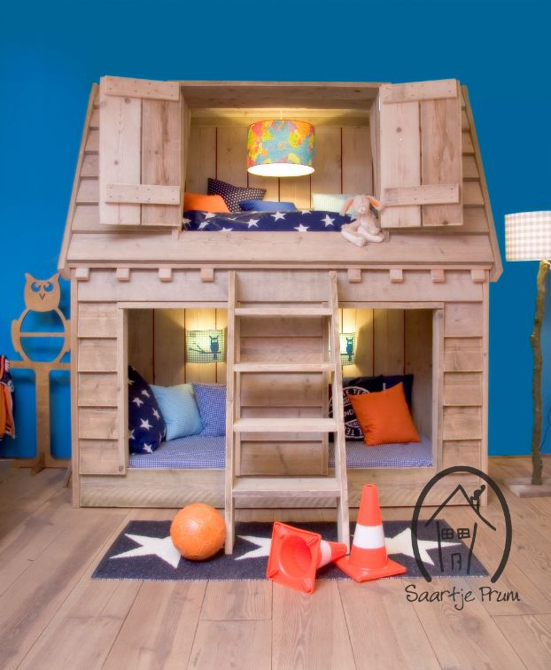 10 Fabulous Boys' House Beds   Decor ideas   Pinterest   Kids