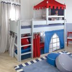 Several types of cute bunk   beds for boys