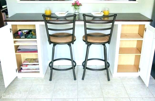 breakfast bar with storage u2013 Stylish Creative Design Interior