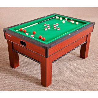Atomic bumper pool table. Institutional quality