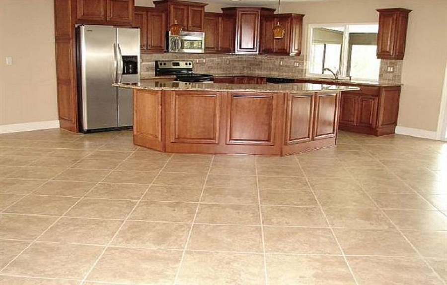 Best Kitchen Floor Tiles Design