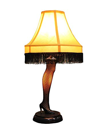 Facts about a christmas story leg lamp