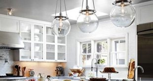 Clear Glass Pendant Lights For Kitchen Island Uk : Batchelor Resort