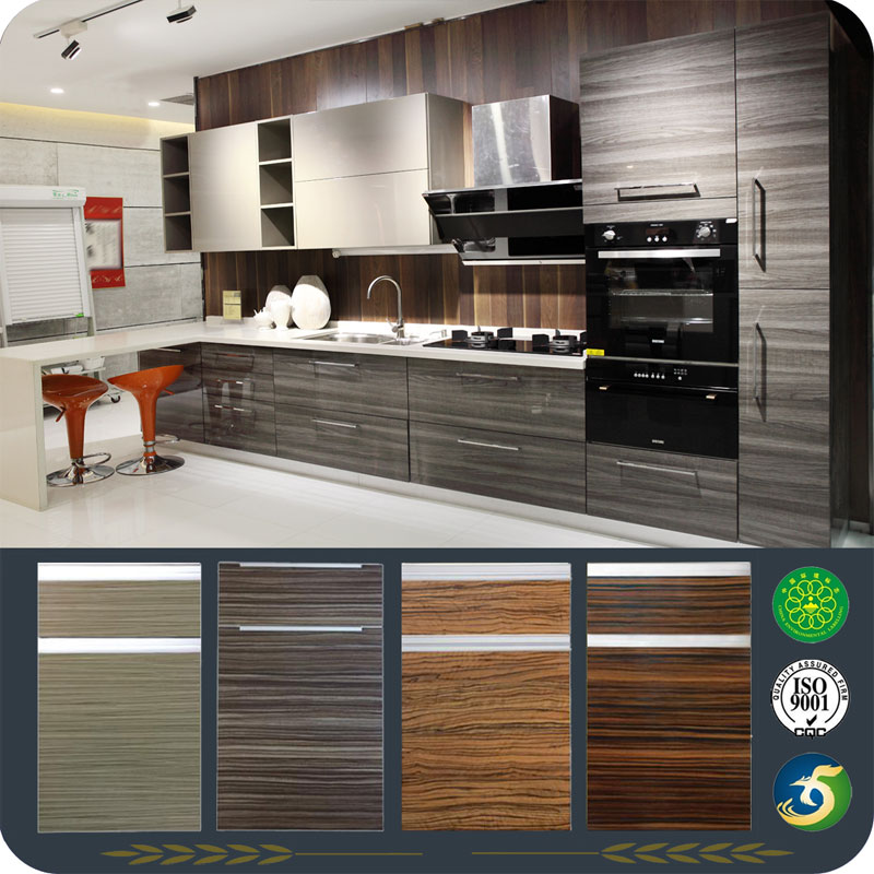 Contemporary Kitchen Cabinet LW-CK002