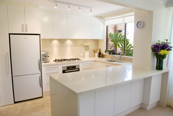 Contemporary Small Kitchens 6 Contemporary Kitchen Designs For Small