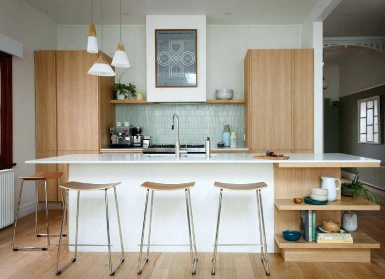Modern Kitchen Designs For Small Spaces Contemporary Kitchen Design