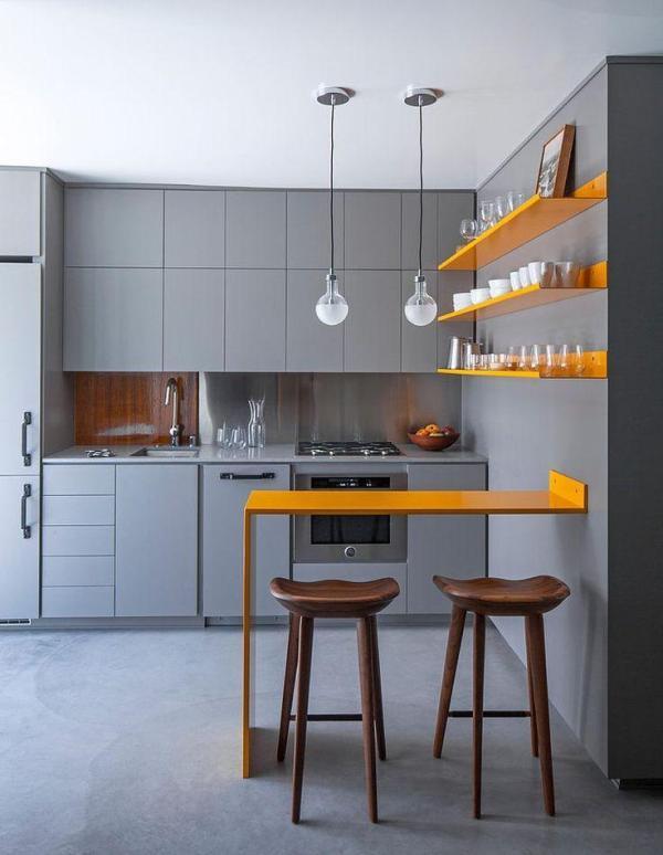 Stunning Contemporary Small Kitchen Design Ideas u2014 HOME Design