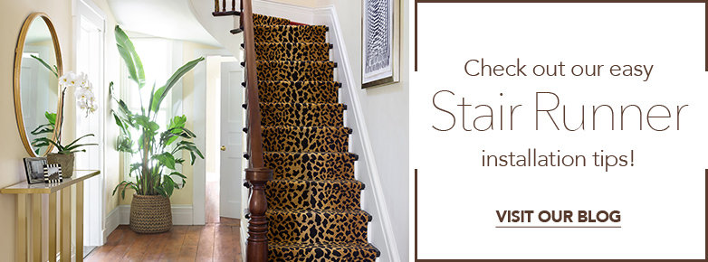 Stair Runners & Stair Rugs by Dash & Albert | Annie Selke