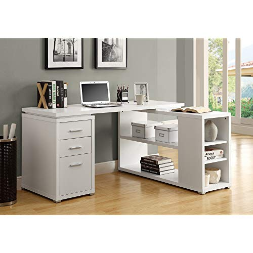 Contemporary Office Desk: Amazon.com