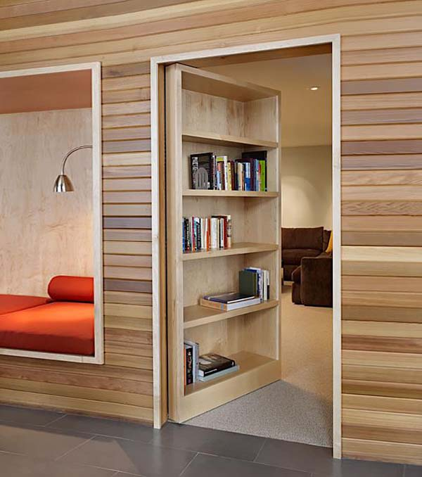 19 Hidden Rooms You Will Want In Your Own House
