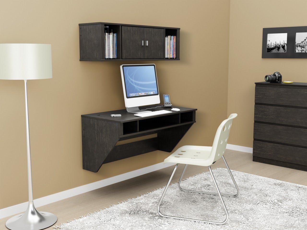 Corner Computer Desk For Small Spaces