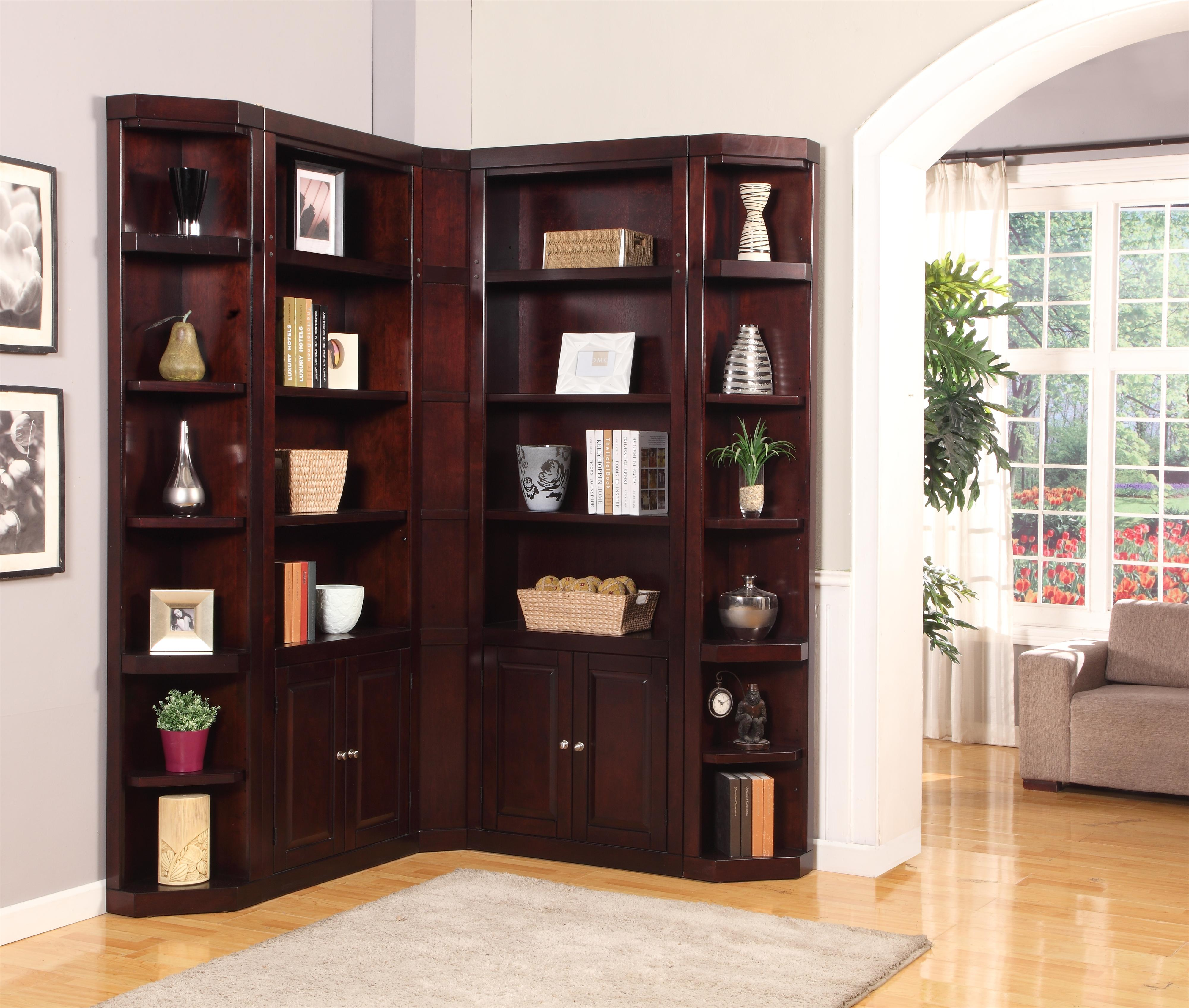 Livingroom Yaheetech Tier Espresso Finish Wood Wall Corner Shelf Living Room  Glass Shelves Ideas For Stand Shelving Units Dark Brown Wooden With Some  Racks