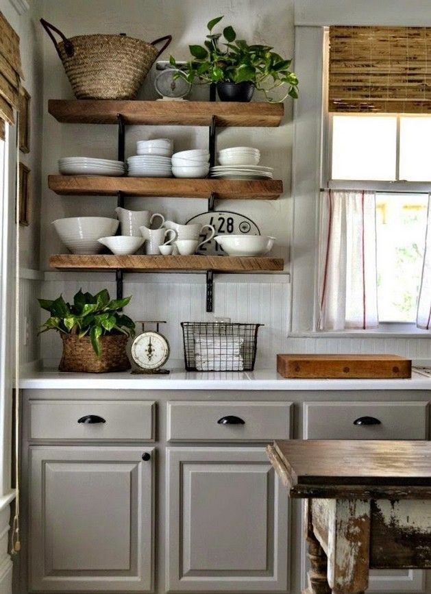 More Stylish Country Kitchen Ideas For Small Kitchens You ll Love