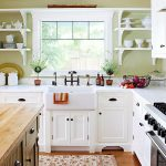 Attractive and functional country kitchen   ideas for small kitchens