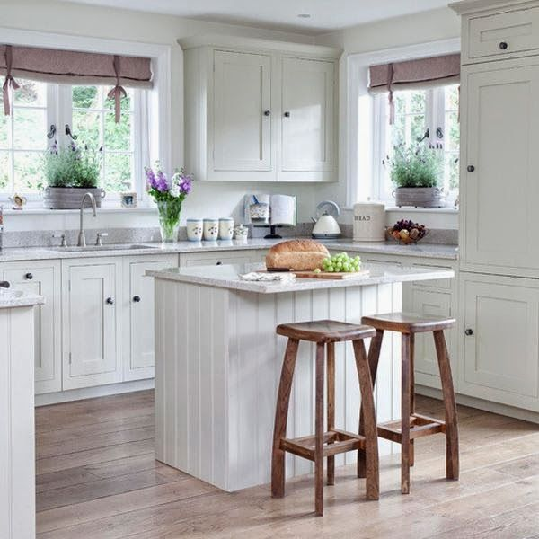 White Cottage Farmhouse Kitchens - Country Kitchen Designs We Love - Page 4  of 7 - Traveller Location