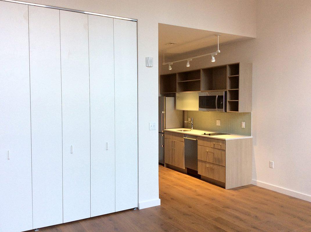 Custom Bifold Closet Doors