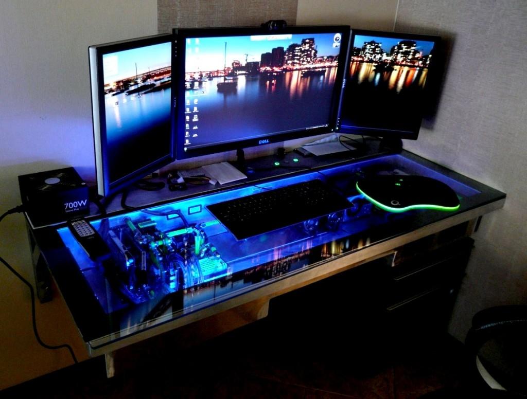 Gaming Pc Desk Custom Gaming Computer Desk – Traveller Location