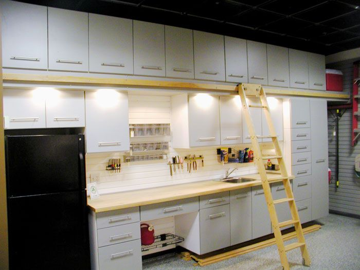 Best custom garage storage solutions   ideas