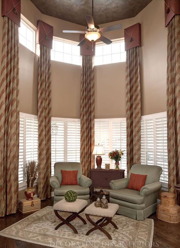 Ingenious Custom Window Curtains As