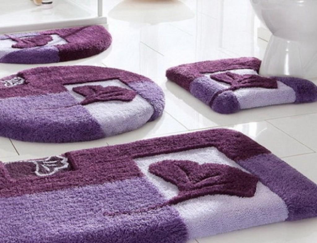 Purple Bathroom S Luxury Modern Bathroom Purple Bathroom Decor Decorative  Bath S White Ceramic Floor Tiles Purple Bathroom Rugs