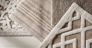 Fall in love with linen. All-natural fibers are delectable underfoot. | Spa  Style | Pinterest | Bathroom rugs, Bathroom and Rugs