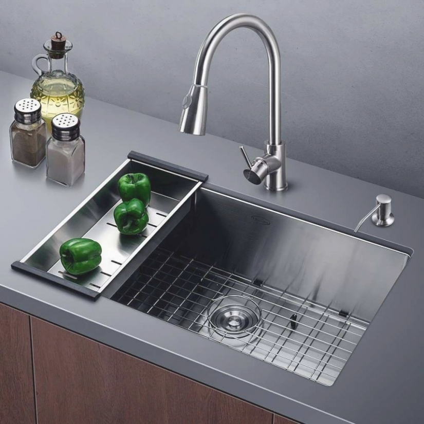 12 Inch Deep Undermount Kitchen Sink