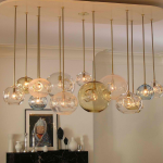 Make an area attractive and beautiful   with designer lighting fixtures for home