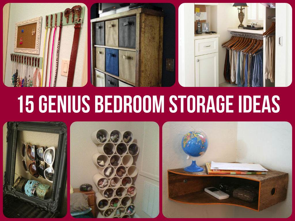 Amazing Small Bedroom Clothes Storage Ideas With Diy Bedroom Clothing  Storage Ideas 15 Genius x3cbx3ebedroom Storage