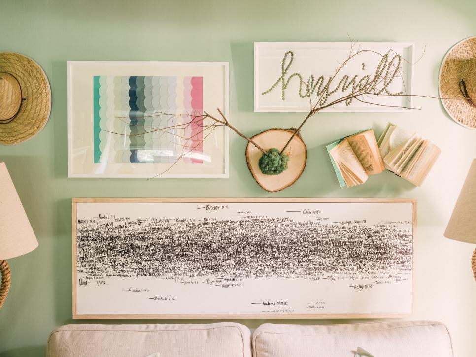 16 Easy DIY Wall Art Ideas