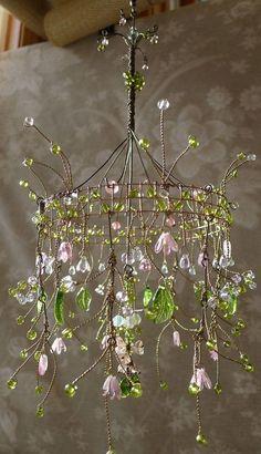 410 Best DIY Chandelier Ideas images | Chandelier, Bedroom decor