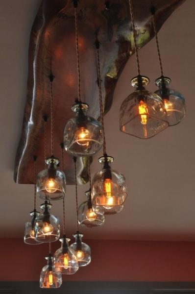 Diy Chandelier Ideas Spectacular Homemade Chandelier