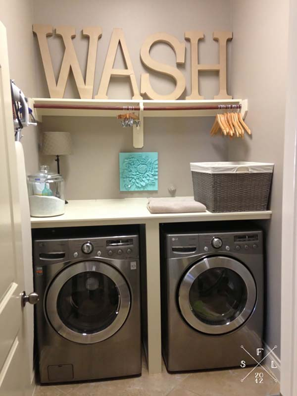 60 Small Laundry Room Designs