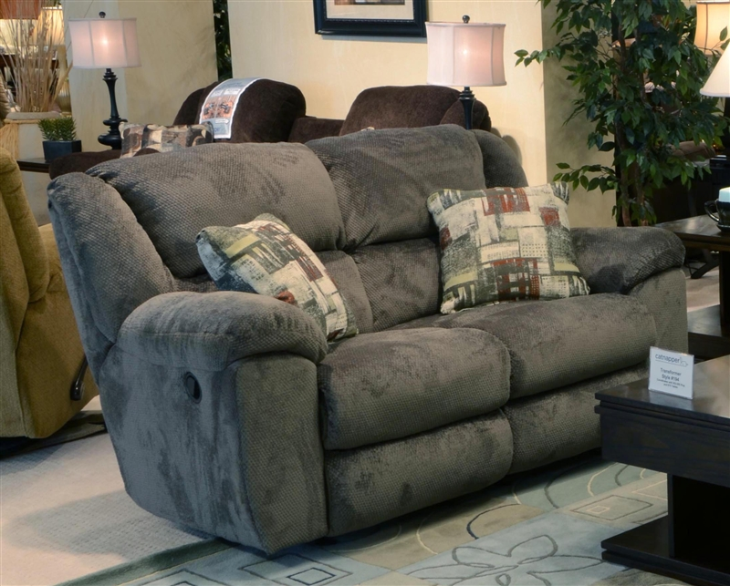 Double Rocker Recliner Loveseat Irrational Transformer Rocking Reclining In  Seal Fabric By Catnapper Decorating Ideas 8