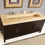 Double sink bathroom vanity top – a   perfect countertop