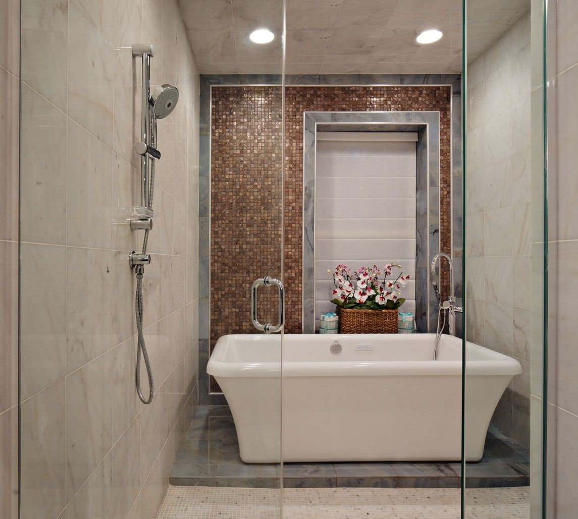 33 Bathroom Tile Design Ideas - Tiles for Floor, Showers and Walls in  Bathrooms