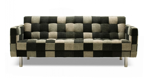 7 Bold Patterned Fabric Sofas for a House | Furniture Fashion