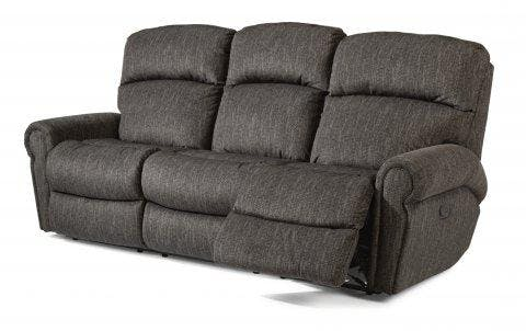 Flexsteel Langston Fabric Reclining Sofa 4504-62 in Portland, Oregon
