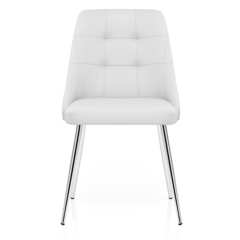 Maxwell Dining Chair White - Atlantic Shopping