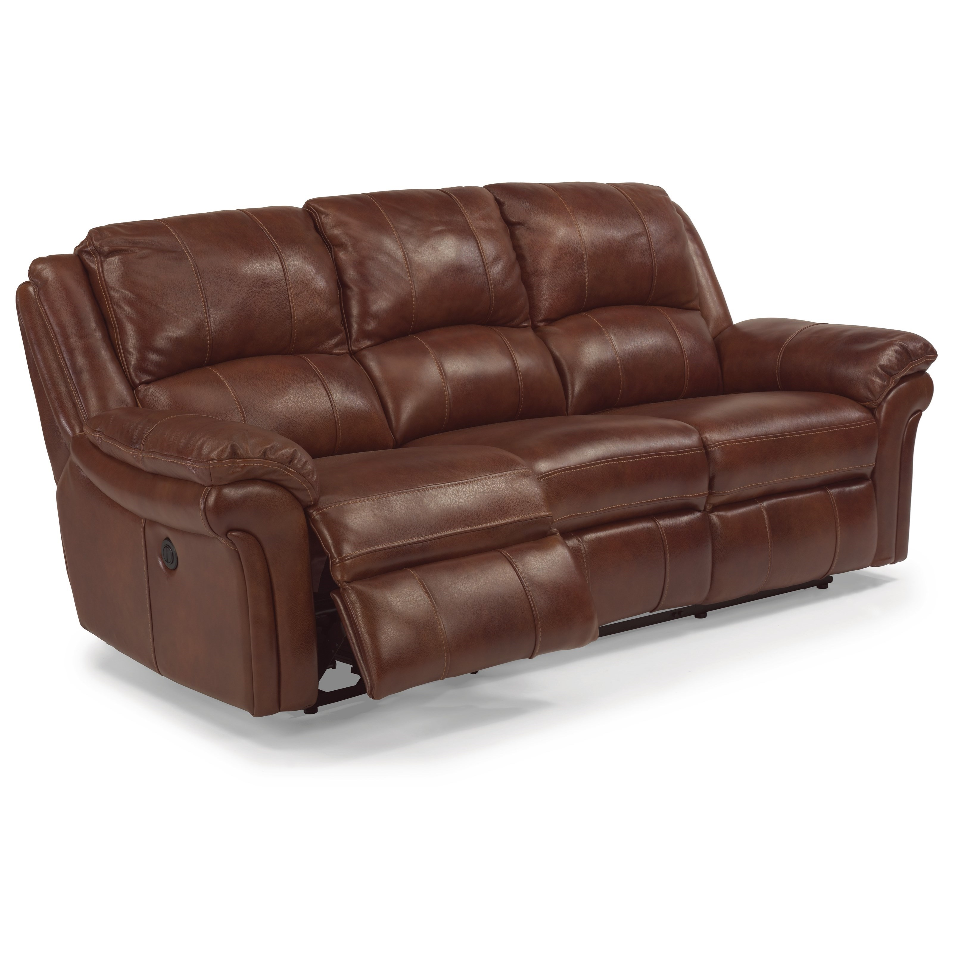 Selecting a quality flexsteel leather   reclining sofa
