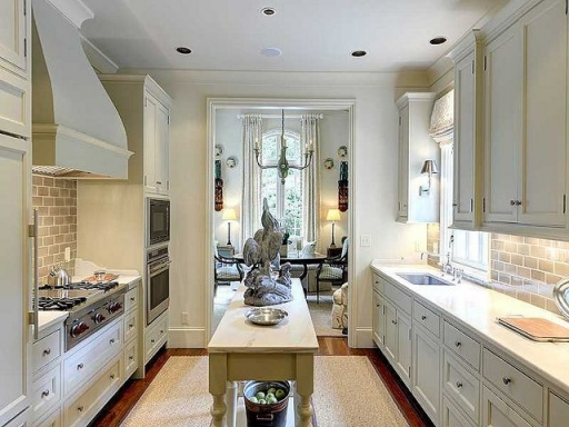 Best 25 Galley Kitchen island Ideas On Pinterest