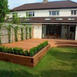 Best simple garden decking ideas to   create your personal space