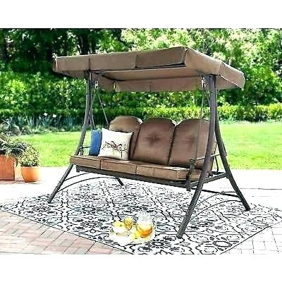 Outdoor Swings With Canopy Outdoor Patio Glider With Canopy u2013 ukrme.info