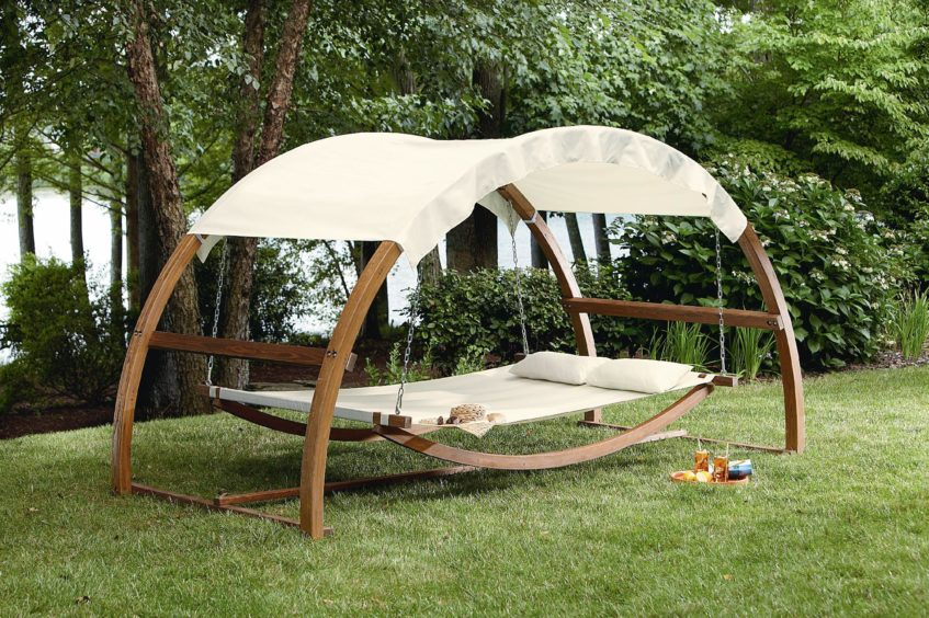 Deck Swings With Canopy Style u2014 Wilson Home Ideas Installation For