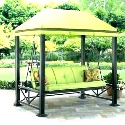 Outdoor Swings With Canopy Replacement Swing Canopies Patio