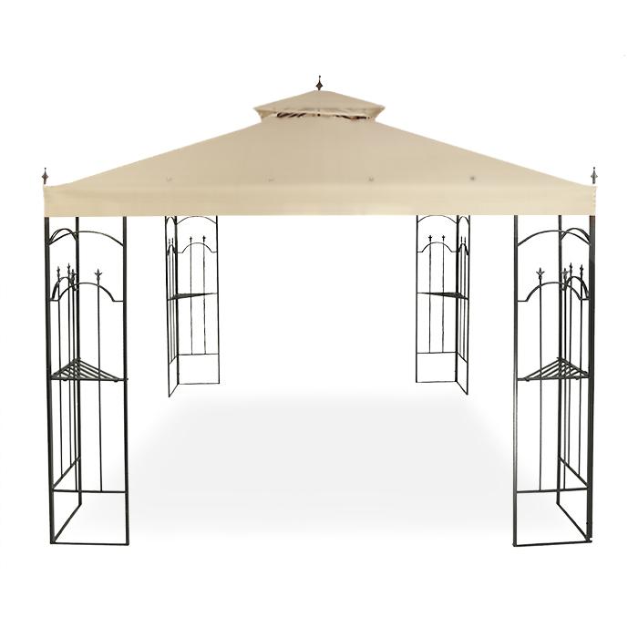 Replacement Canopy for Hampton Bay Arrow Gazebo - RipLock 500