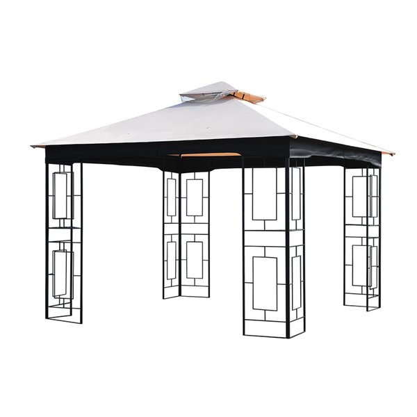 Sunjoy Replacement Canopy for 10' x 10' Gazebo Bring Your