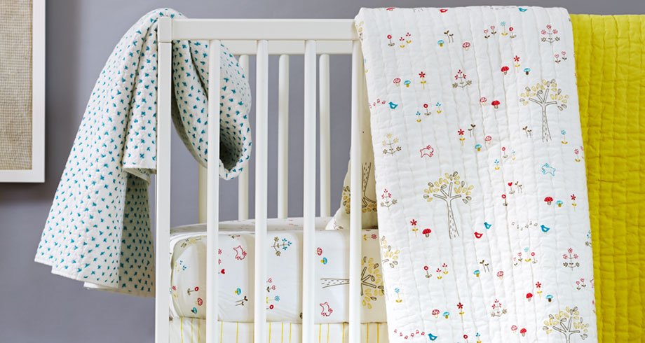 Gender neutral crib bedding ideas? Reader Q + A - Cool Mom Picks