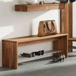 Have attractive and fashionable hallway   furniture shoe storage