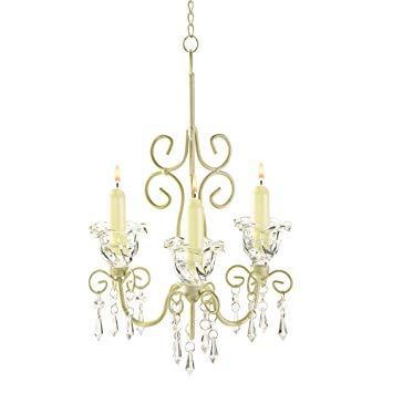 Amazon.com: Antique Chandelier Candle Holder, Hanging Candle