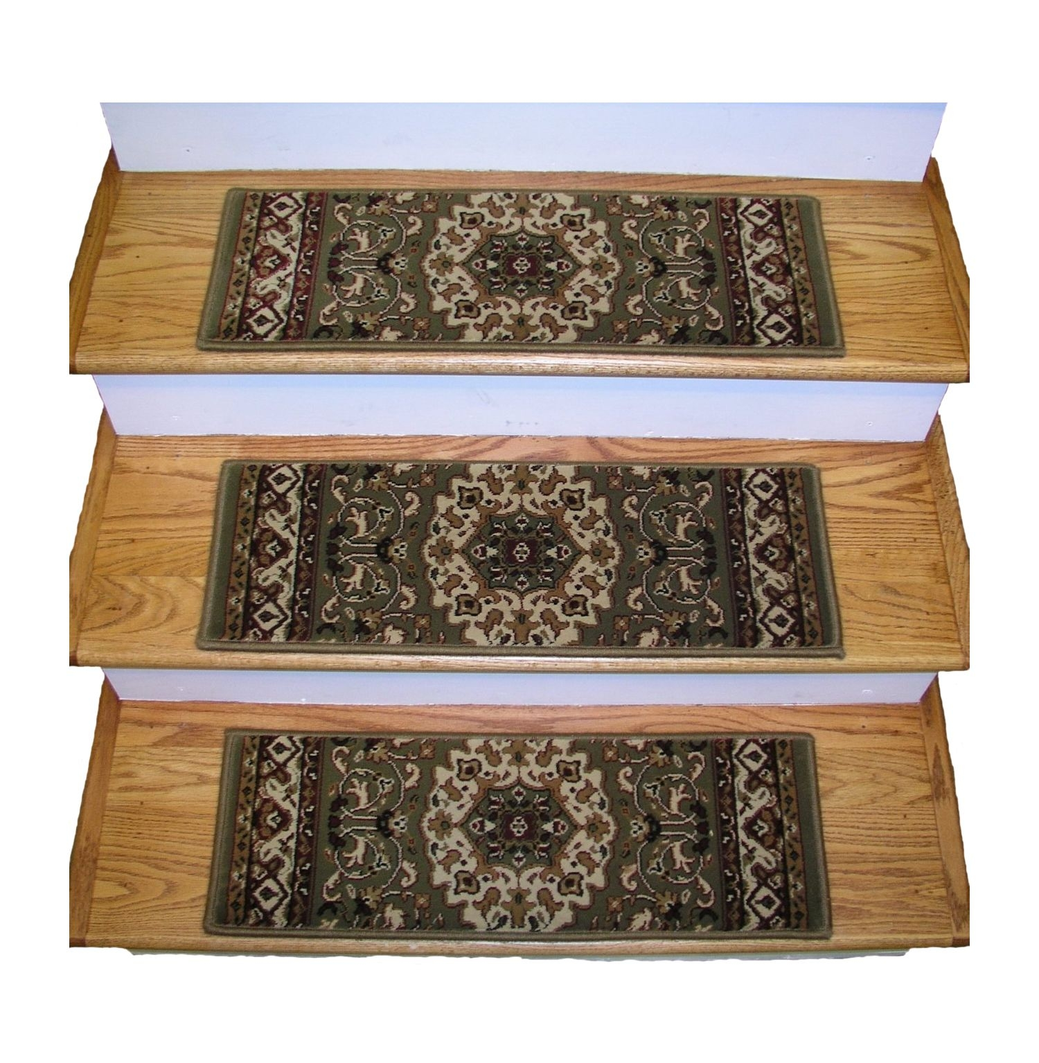 20 Collection Of Non Slip Carpet Stair Treads Indoor stair step rugs